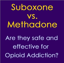 suboxone methadone