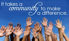 takesmcommunity make difference