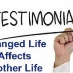 testimonial changed ife