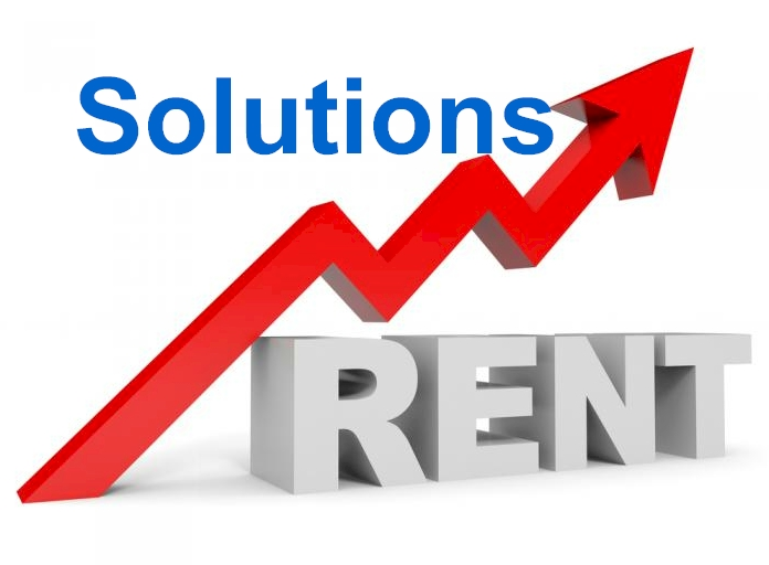 solutions to high rent