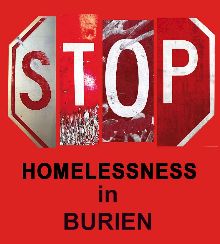 stop homelessness burien